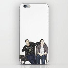 Negan & Olivia iPhone Skin