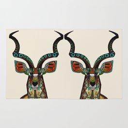 antelope ivory Rug