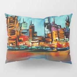 City Scapes Pillow Sham