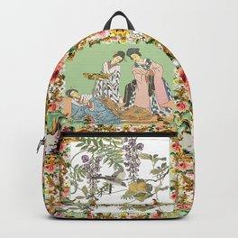 Imari Panel Backpack