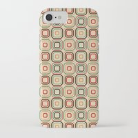 square iPhone & iPod Cases featuring Square by samedia