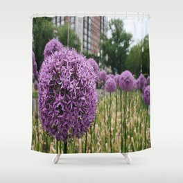 Whoville Shower Curtain