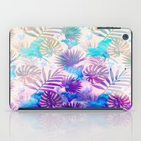 tropical iPad Cases featuring TROPICAL  by sametsevincer