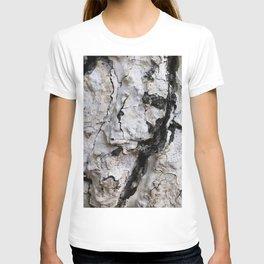 bark abstact no4 T-shirt