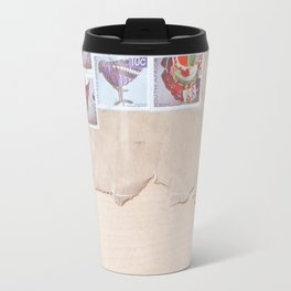 Stamps Travel Mug