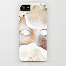 Polyhymnia- Muse of Hymns and Worship iPhone Case