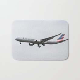 American Airlines Airbus A330 Bath Mat