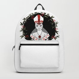 Beauty and the Priest Backpack