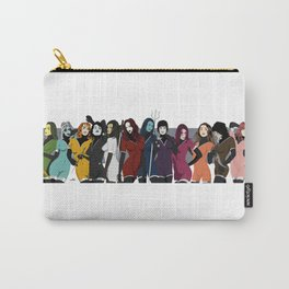 Heroines Carry-All Pouch