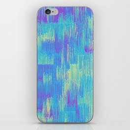 Verticals 1 iPhone Skin