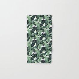 Tropical Banana Leaf Hand & Bath Towel