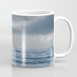 Pelican Train Coffee Mug