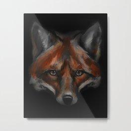 Fox #1 - 2015 Metal Print