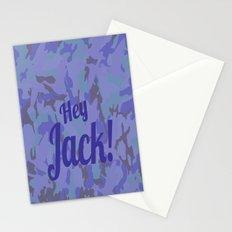 Hey Jack! Stationery Cards
