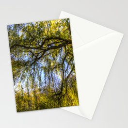 The Pond Trees Stationery Cards