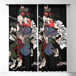 Samurai Blackout Curtain