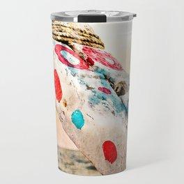 FISHING BOAT HULL 01 - GOA (everyday 12.01.2017) Travel Mug