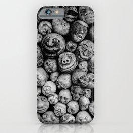 Oak Balls iPhone Case