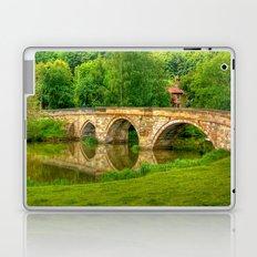 Kirkham Bridge - River Derwent  Laptop & iPad Skin