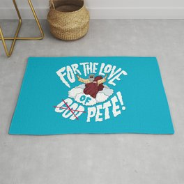 For The Love of Pete Rug