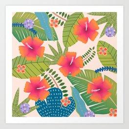 NANA Art Print