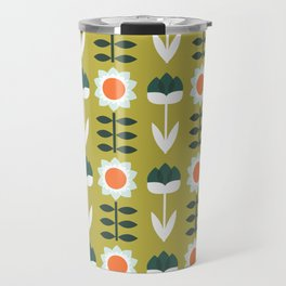 Set Sun Olive Travel Mug