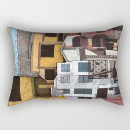 Edificio Rectangular Pillow
