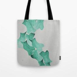 Green Tea Tote Bag