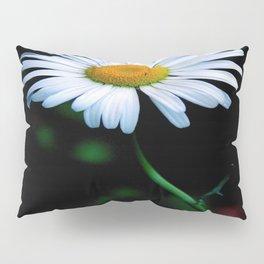 A daisy a day keeps the blues away Pillow Sham