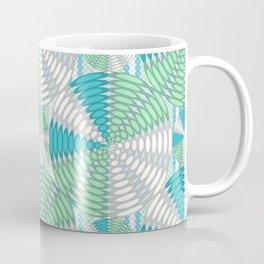 Light colored circles Coffee Mug
