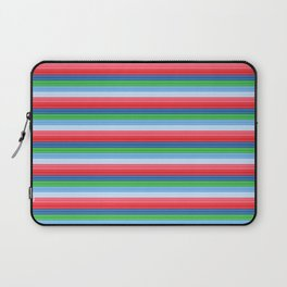 Child's Play Chucky Inspired Stripes Laptop Sleeve