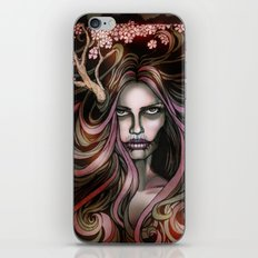 The Secret Blossoming iPhone & iPod Skin