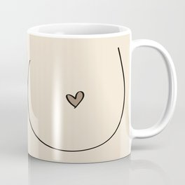 Boobs - Light Coffee Mug