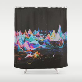 drėmdt Shower Curtain