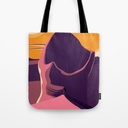 Dune Design Tote Bag