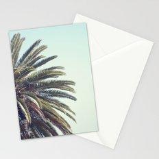 Corner Palm Stationery Cards