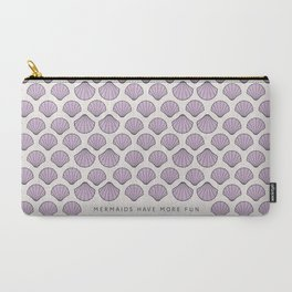 Mermaids have more fun II Carry-All Pouch
