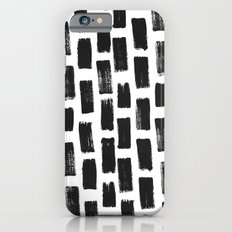 Paint Stroke Pattern iPhone 6s Slim Case