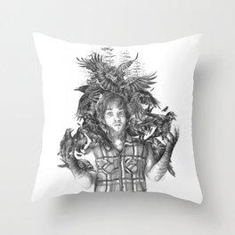 Pablo Throw Pillow