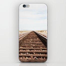 Long Road Home iPhone Skin
