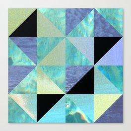 pyramid scheme Canvas Print