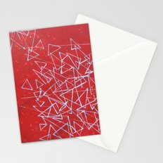 in Pieces Stationery Cards