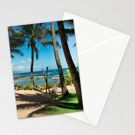 Kuau Beach Paia Maui North Shore Hawaii Stationery Cards
