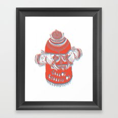 (Keep On, Creepin' On) Framed Art Print