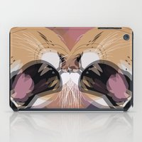 simba iPad Cases featuring Young Simba by Original Bliss