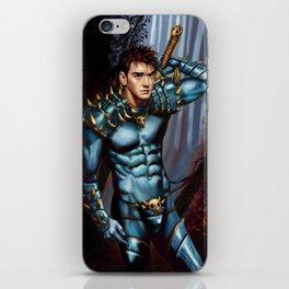 Vampire Hunter iPhone Skin