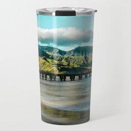 Sunrise at Hanalei Travel Mug