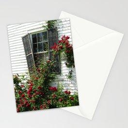 Abandoned Roses Stationery Cards