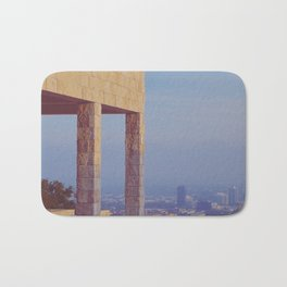 Elevated View Bath Mat