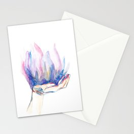 Creative Flame Stationery Cards